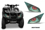 Head Light Eye Graphics for Honda TRX 680 Quad 2006-2016 - FREE SHIPPING