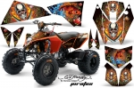 Ed Hardy Quad Graphic Kit - KTM 450/520/525