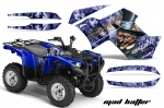 Yamaha Grizzly 700/550 Quad Graphic Kit 2007-2014