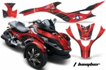 Can Am BRP Spyder Graphic Kit