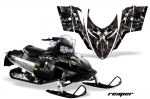 Polaris Shift,RMK,Assault Sled Snowmobile Graphics Decal Kit