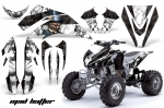 Kawasaki KFX 450 ATV Quad Graphic Kit 2008-2015