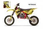 Cobra MX Graphic Kit (select your model & design)