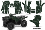 Honda Foreman ATV Quad Graphic Kit 2015