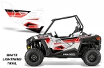 Polaris RZR 900 Trail Upper/Lower Door Insert Graphic Kit - 2015+