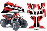 Suzuki QuadSport LT80 ATV Quad Graphic Kit - 1987-2006