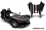 Polaris Slingshot SL 2015-2016 Hood Graphic Kit