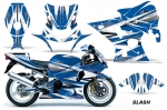 Suzuki GSXR 1000 Sport Bike Graphic Kit GSX R1000 (2001-2002)