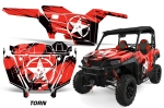 Polaris General SXS 2 Door UTV Wrap Graphic Kit 2016