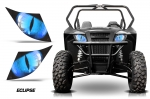 Head Light Eye Graphics for Arctic Cat Wildcat Trail/Sport
