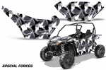 Arctic Cat Wildcat Limited 700 Graphic Kit 2015-2016