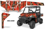 Polaris Ranger 570/900XP/Crew 900/1000XP/1000XP Crew UTV Graphic Kit 2016-2017