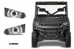 Head Light Eye Graphics for Polaris Ranger 570-900 2013-2016