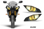 Head Light Eye Graphics for 2006-2015 Yamaha YFZ R6, Many Designs to Choose from!