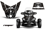 Can Am BRP (RTS) Spyder Hood Graphic Kit