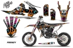 KTM SX65 SX Dirt Bike Motocross Graphic Kit - 2016