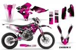 Yamaha WR250F 2015-2017 WR450F 2016-2017 Dirt Bike Graphic Kit
