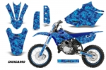 Yamaha YZ 85 Motocross Graphic Kit 2015-2017