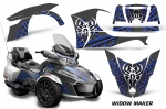 Can Am BRP (RTS) Spyder Graphic Kit 2014-2016