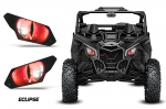 Head Light Eye Graphics for CanAm Maverick X3/ X3 X DS/X3 X RS