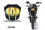 Head Light Eye Graphics for 2017 Kawasaki Z125 Pro/Z125, Many Designs to Choose from!