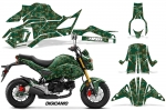 Honda Grom 125 Motorcycle Graphic Kit 2017+