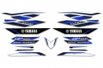 Yamaha 1800 GP Wave Runner OEM Jet Ski Graphic Kit 2017