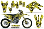 Suzuki RMX 450Z Dirt Bikes Graphic Kit 2009-2017