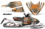 Arctic Cat M Series/Crossfire Sled Snowmobile Wrap Graphic Kit