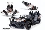 Polaris Slingshot SL Roadster Trim Kit Graphic Wrap Decal 2015-2016