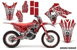Honda CRF250R 2018+ Motocross Graphics Kit