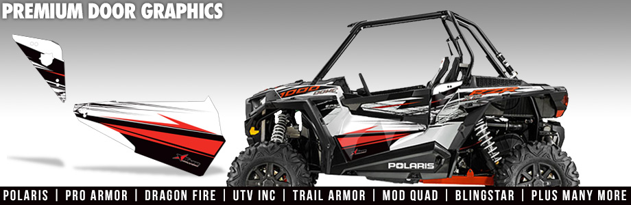 Custom Graphic Kits for Motocross Bikes, Quads, ATV's